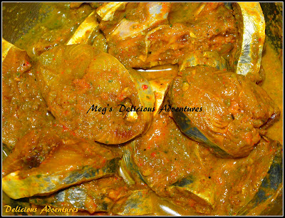 Marinated Seer fish / Surmai