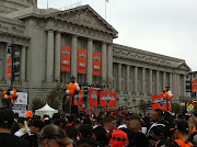 . party in SF, so I wasn't going to miss my chance to see the city decked .