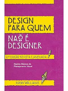 Livro - Design para quem não é Design download grátis