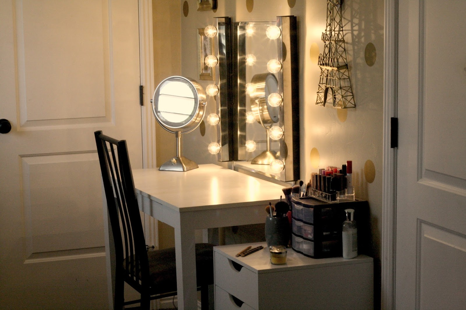 vanity table lighting.  Vanity Ginger Next Door Throughout Vanity Table Lighting G