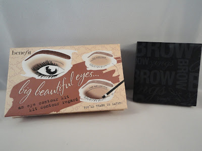 Benefit Big Beautiful Eyes and Brow Zings in Medium