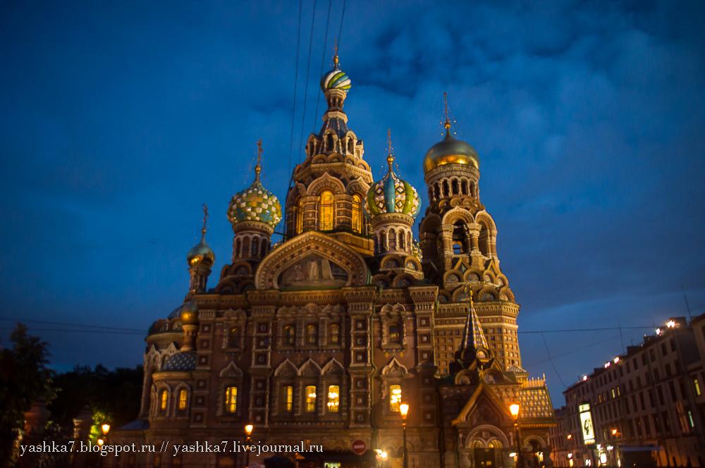 санкт петербург собор спаса на крови
