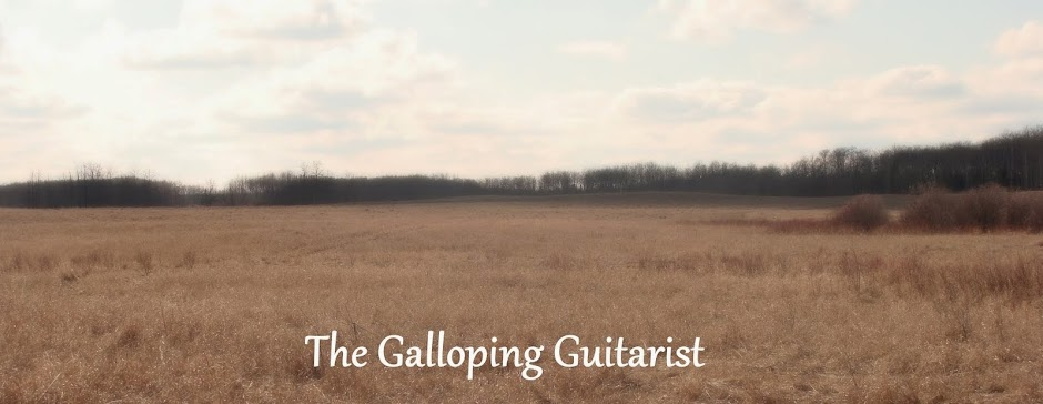 The Galloping Guitarist