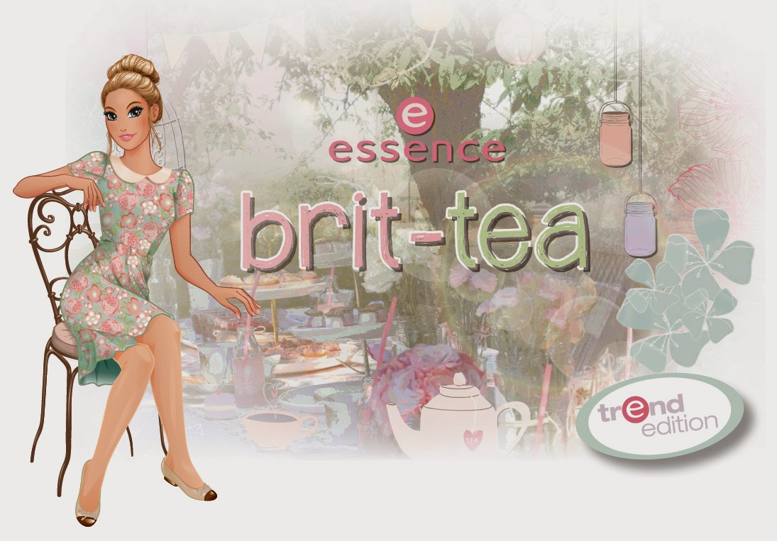 Review of the essence cosmetics trend edition brit-tea