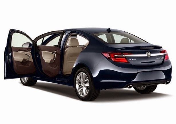2016 Buick Regal Release Date