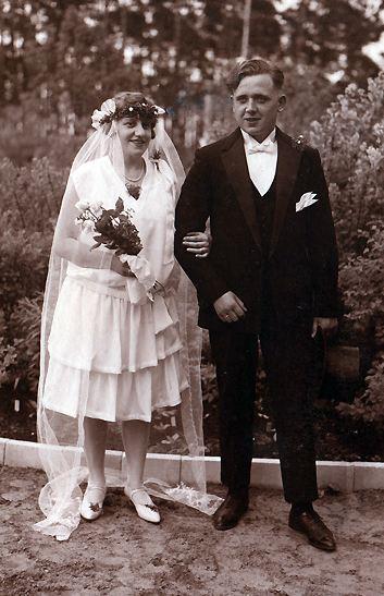 el retronauta: fotos de boda