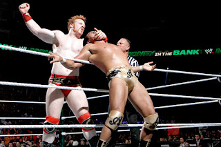 Sheamus vs Alberto Del Rio Money in the Bank