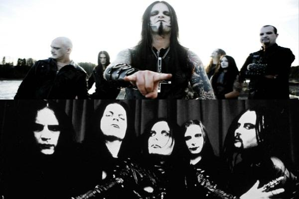 Dimmu Borgir featuring Cradle Of Filth