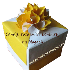 Candy, rozdania i konkursy na blogach.
