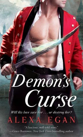 Demon's Curse by Alexa Egan