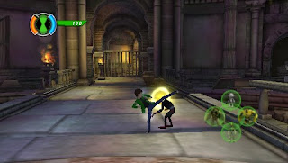 Ben 10 Ultimate Alien Cosmic Destruction [PSP]