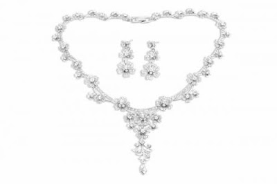 wedding earrings dropclass=bridal jewellery