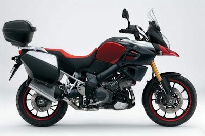 motos,Intermot,nova Suzuki V-Strom 1000 Concept