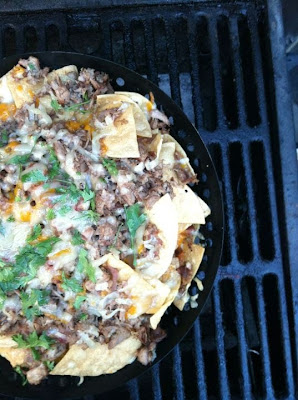 Recipe: BBQ carnitas nachos