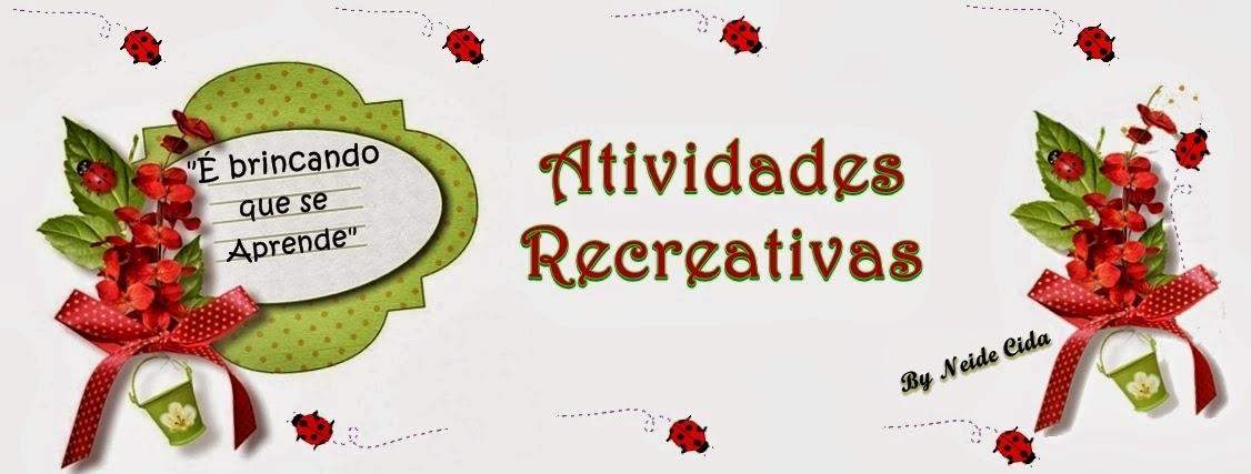 Atividades recrativas