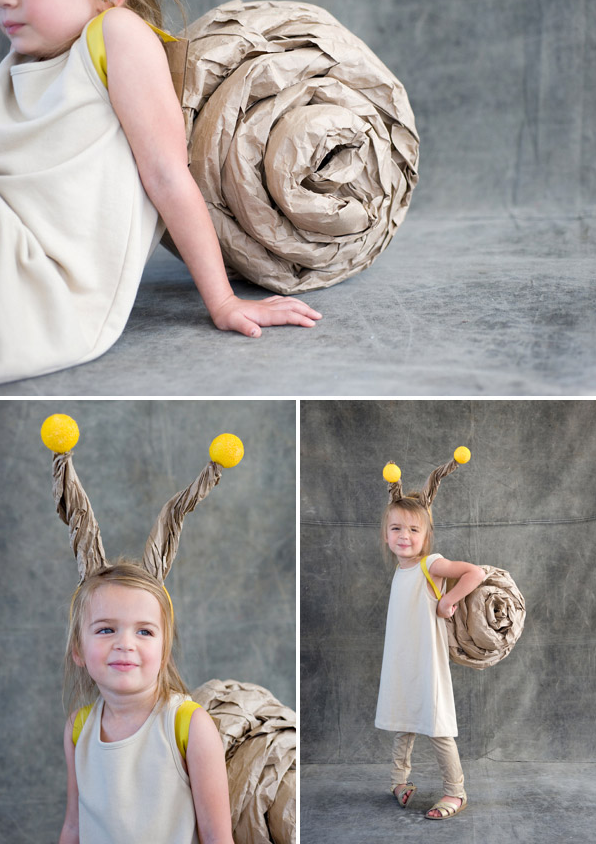 Костюм улитки для ребенка своими руками