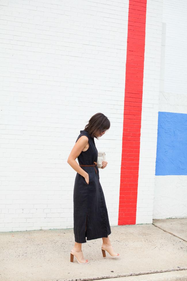 Madewell Linen Dress