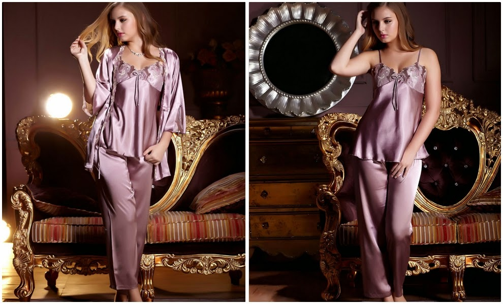 Eksklusif Pajamas Set Wanita