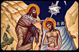 BAUTISMO DE CRISTO (Mt 3, 13-15). Fiesta Domingo que sigue a la de Epifanía