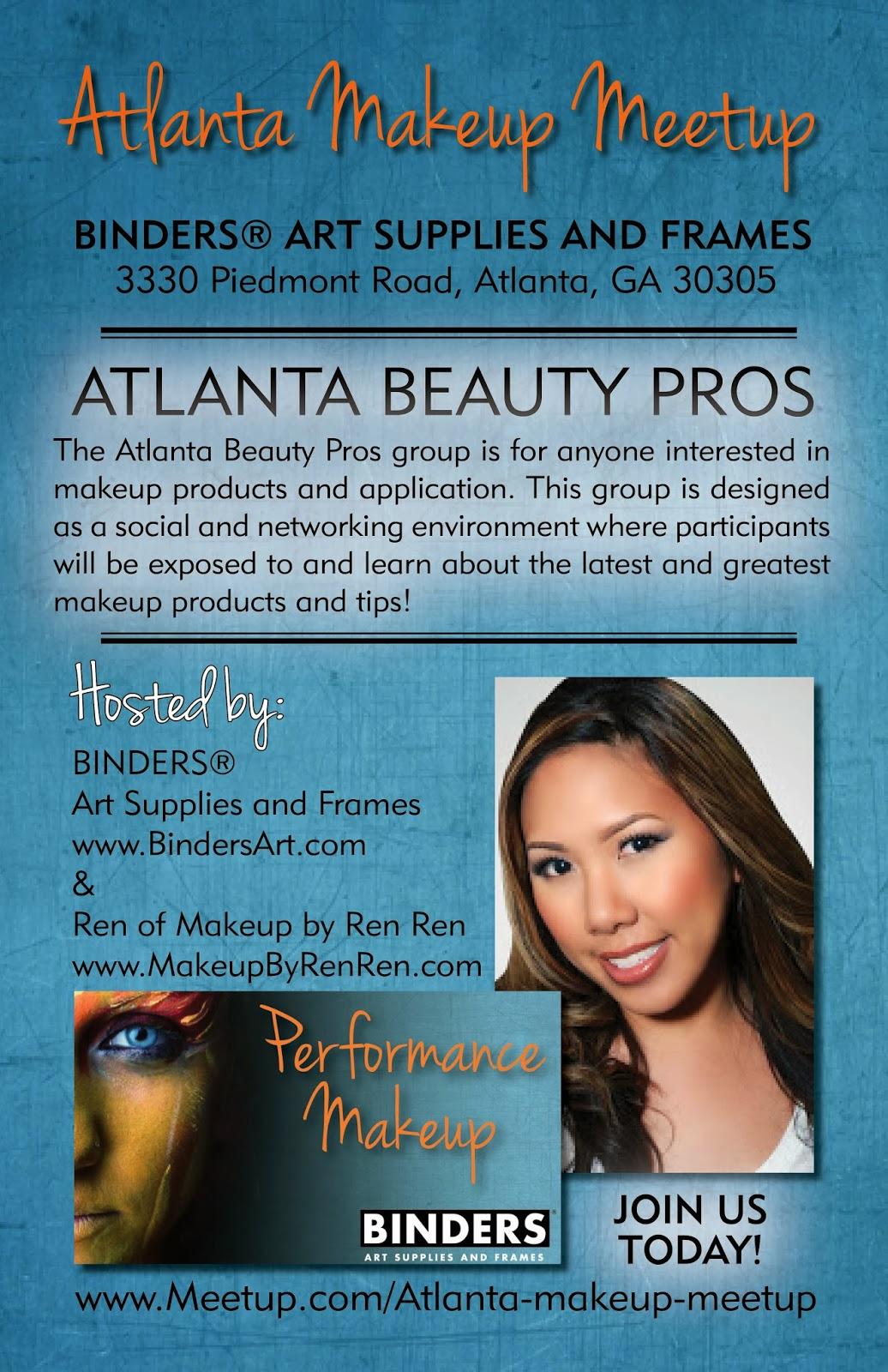 March Makeup Meet-Up - Lashes & Brows! | Makeup By RenRen
