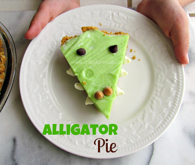 Recipe: Alligator pie