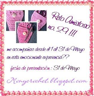 RETO AMISTOSO 29!! CUMPLIDO