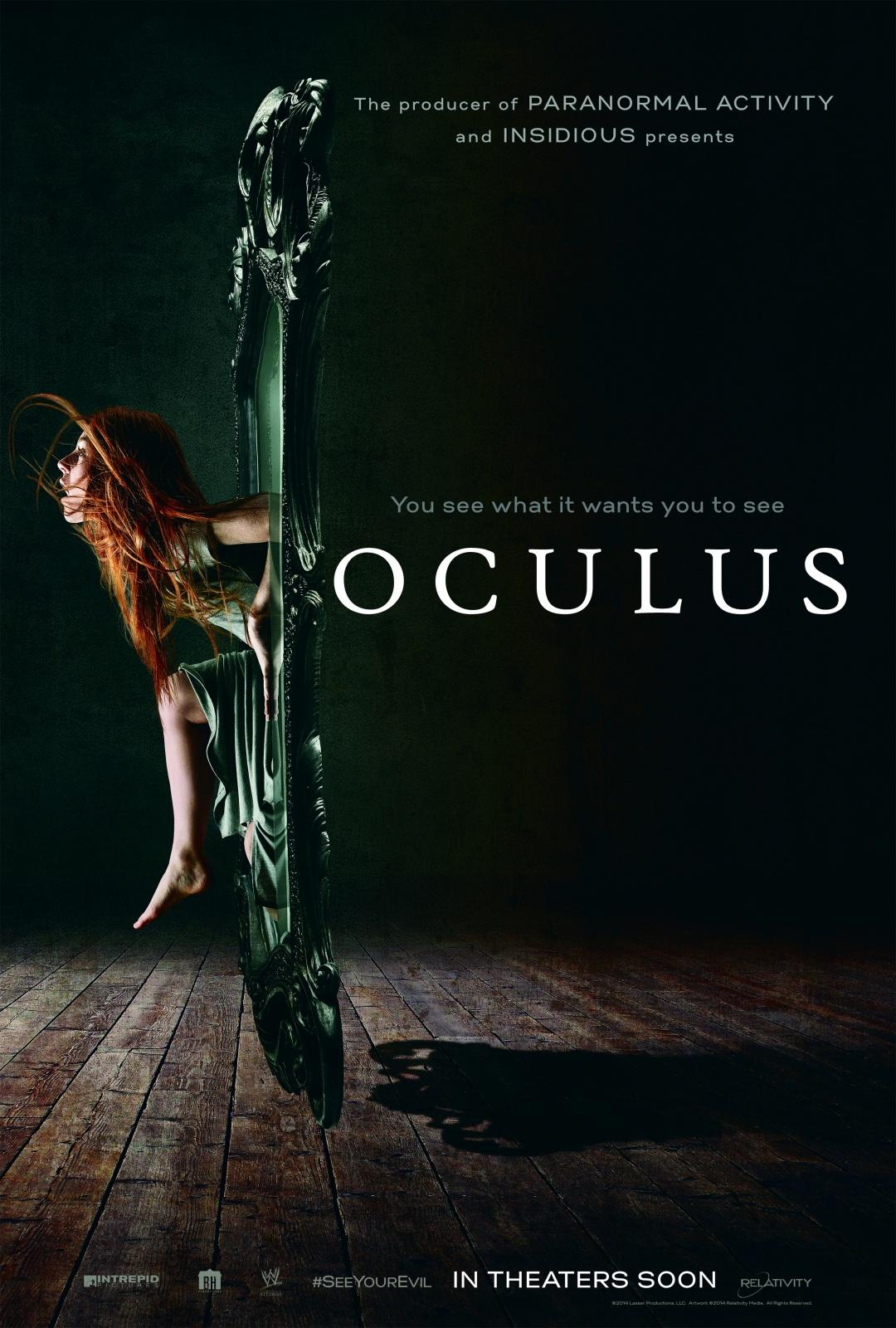 Oculus Movie Film Trailer 2014 - Sinopsis