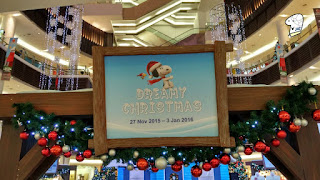 JAT Paradigm Mall - Dreamy Christmas