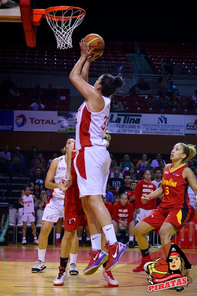 Tiros del equipo de baloncesto