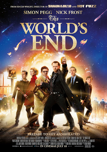 The Worlds End (DVDRip Ingles Subtitulada) (2013)