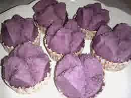 Kue Mangkuk Talas