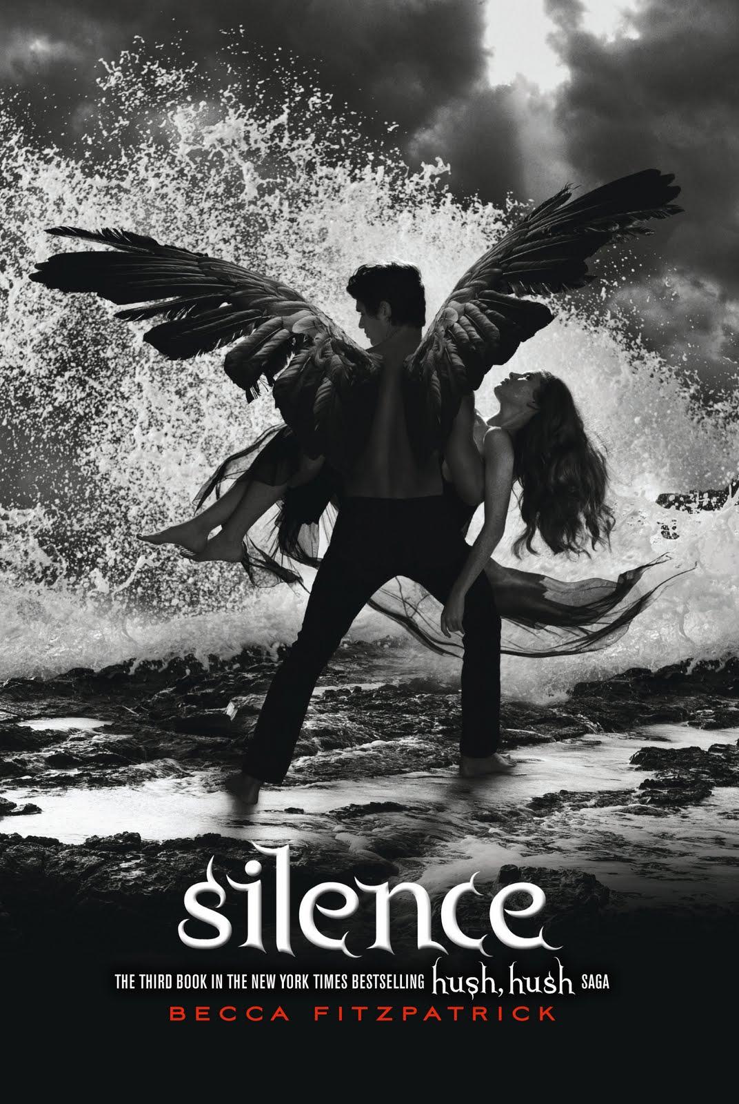Silence | by: Becca Fitzpatrick. Silence is the newest installment in Becca  Fitzpatrick's Hush, Hush Saga ...