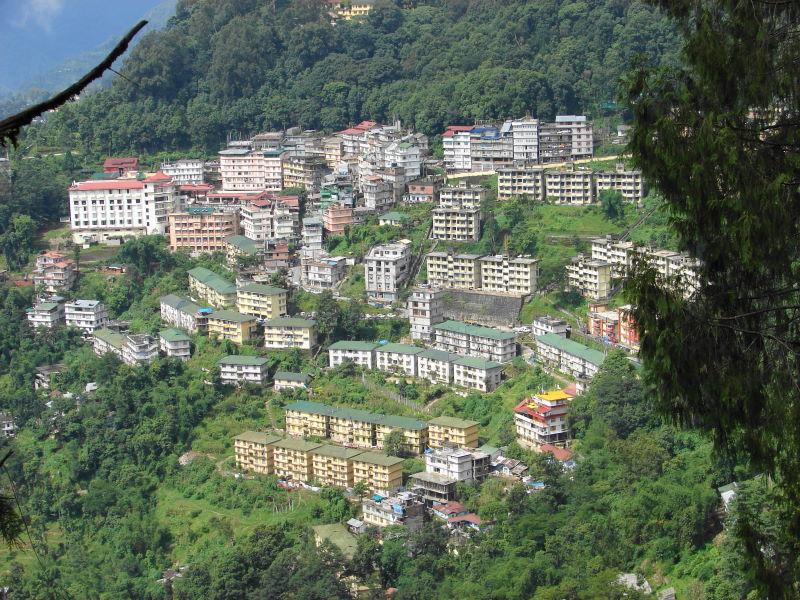 Kingdom Of Sikkim Beautiful Places