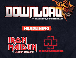 Download Festival 2013 Iron Maiden