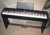 Casio PX350 digital piano