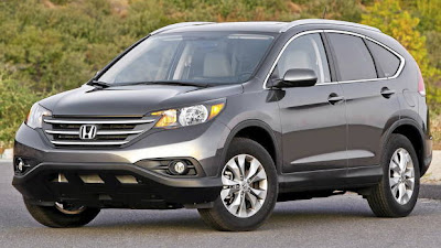Honda Cars : 2013 Honda CR V Crossover To Get The 1.6 Liter EarthDreams  I DTEC Diesel Engine From The Civic | 2013 New Honda Car Reviews