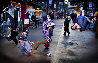 Bboy Red Bull Japan