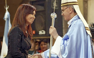 Pope and Kirchner