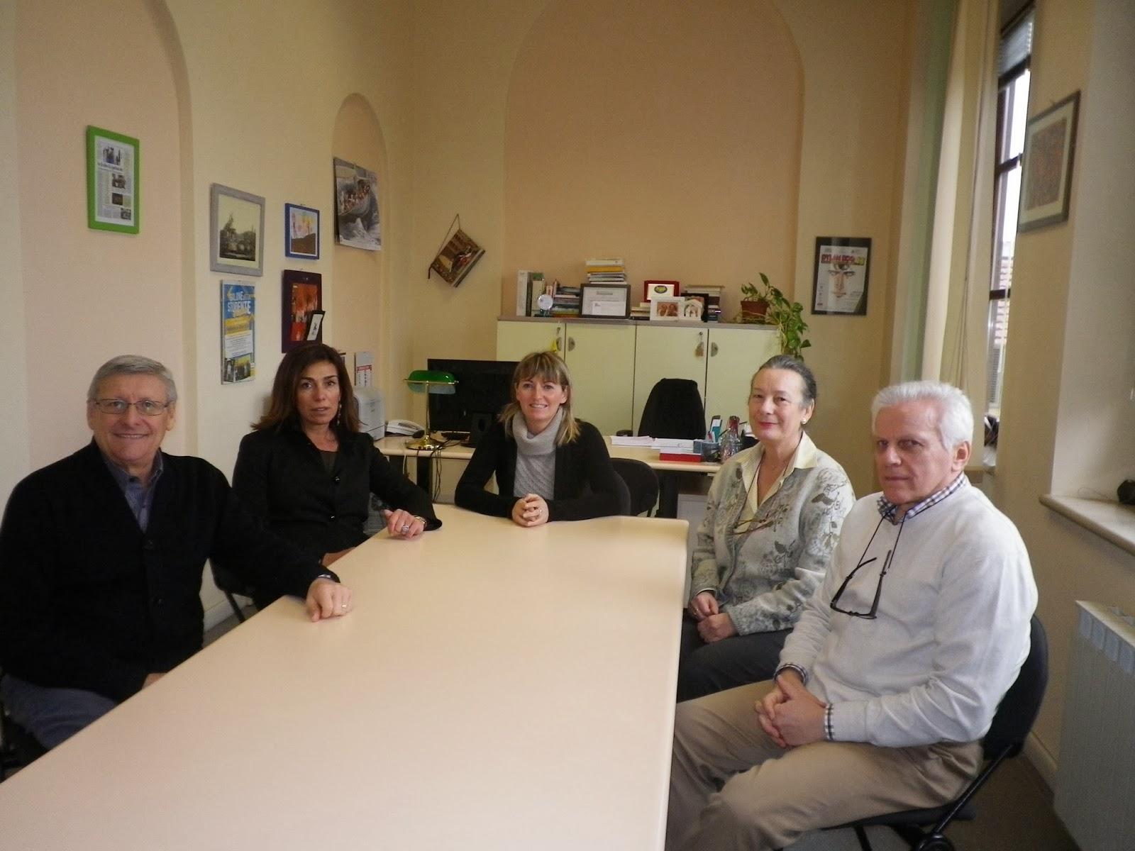 Cremona in comune incontro operativo dei principali for Maestro nelle planimetrie principali