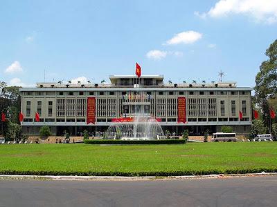 (Vietnam) - Ho Chi Minh (Saigon)- Reunification Palace