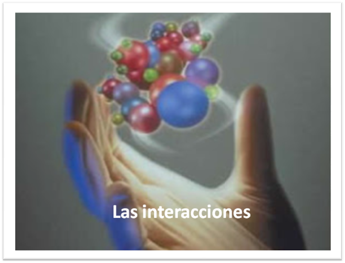 Las INTERACCIONES
