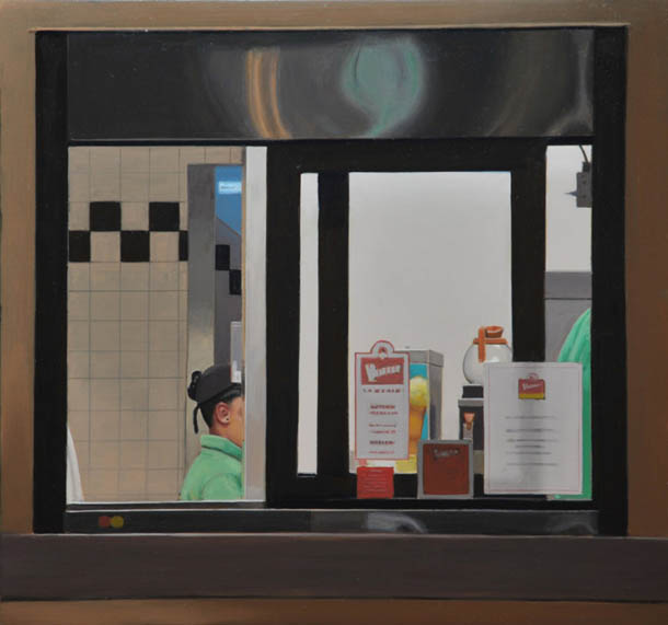 pintura a óleo - Marc Trujillo