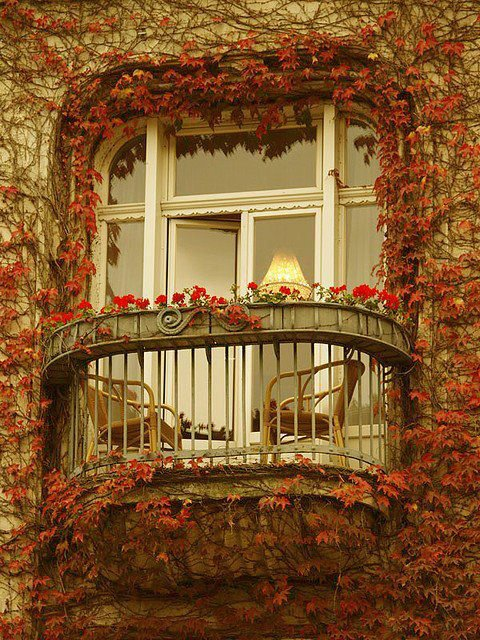 Cute Balcony