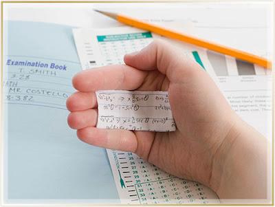 Jangan Percayakan Toyol Dalam Exam