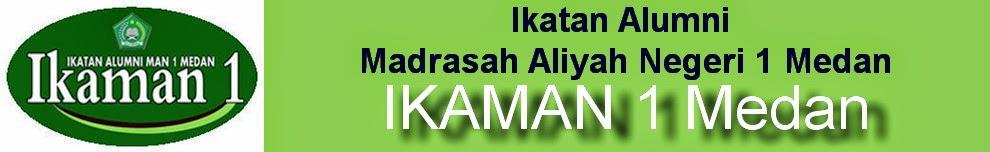 Ikatan Alumni Madrasah Aliyah Negeri 1 Medan