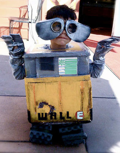 The Best of Halloween Costumes 2015: Some Cute Kids - Cute Creative Halloween Costumes