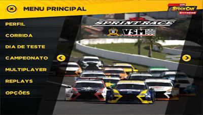 Simulador Sprint Race