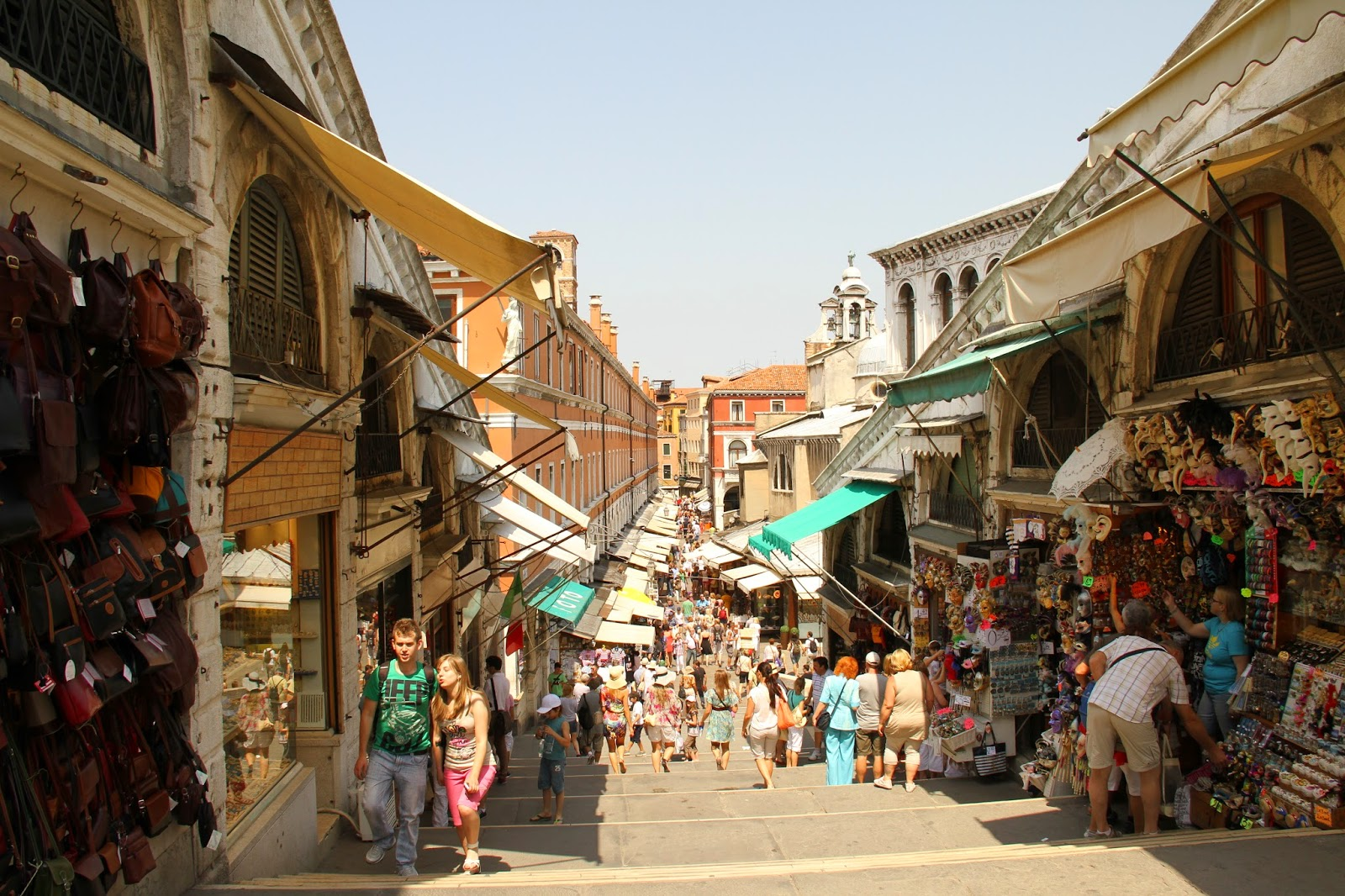 магазины в Венеции
