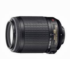 Nikkor AFS DX VR 55-200/4-5.6 G Lens