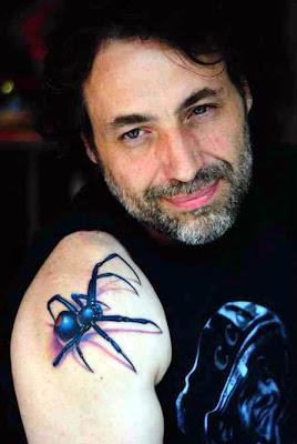 Spider 3D Tattoos